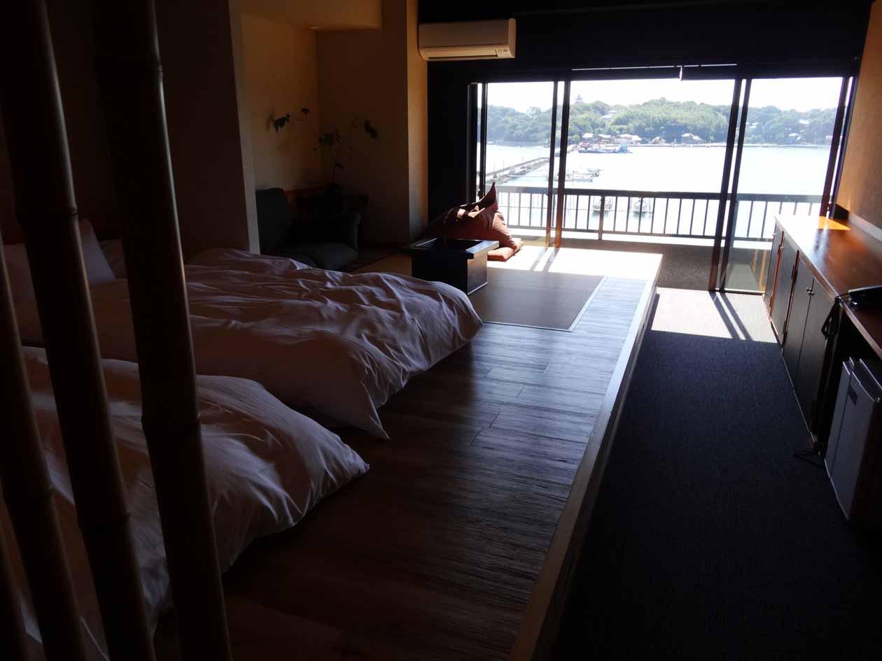 太良竹崎温泉 鶴荘 客室
