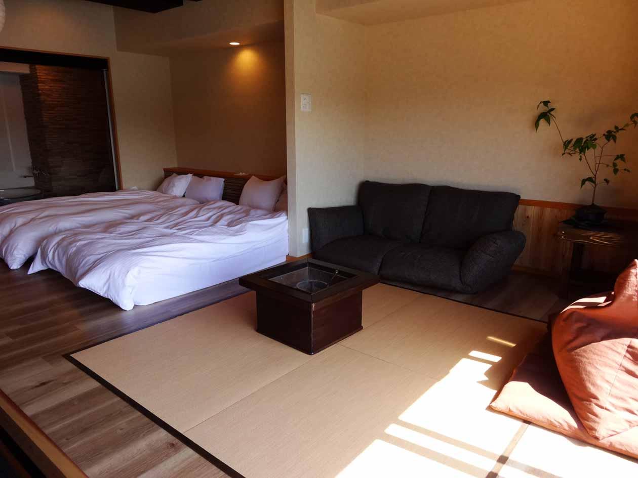 太良竹崎温泉 鶴荘room2