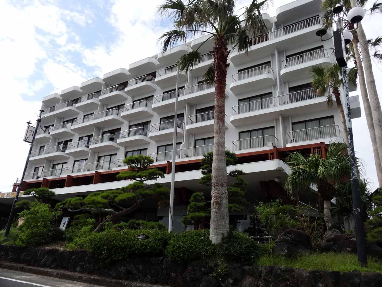 指宿コーラルビーチホテル 外観