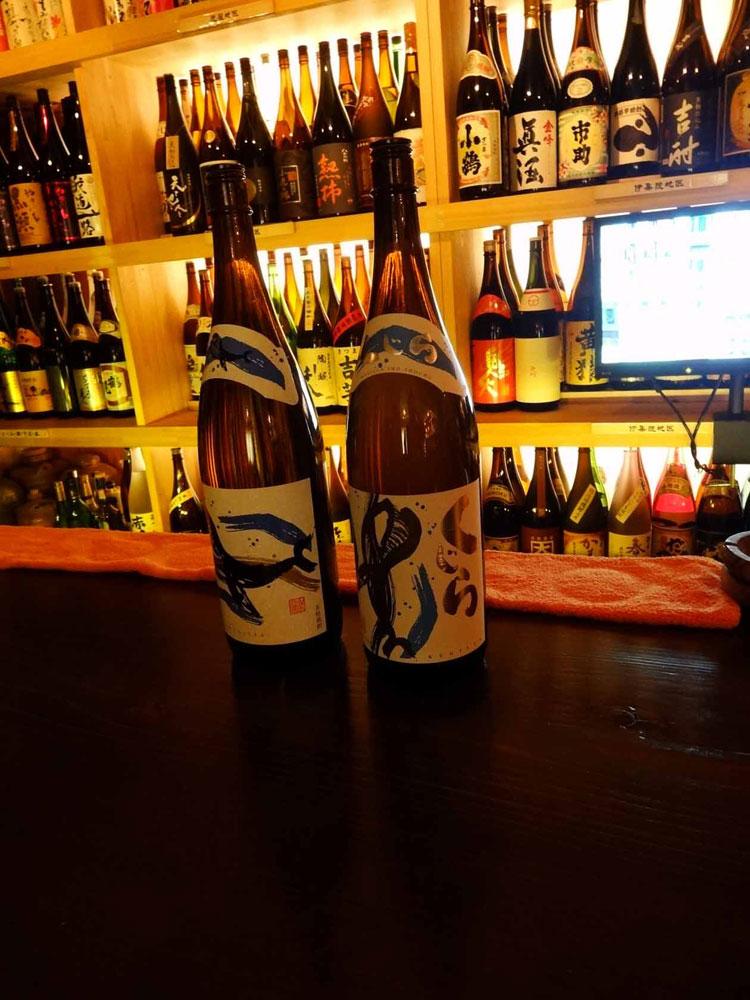 大海酒造の新酒