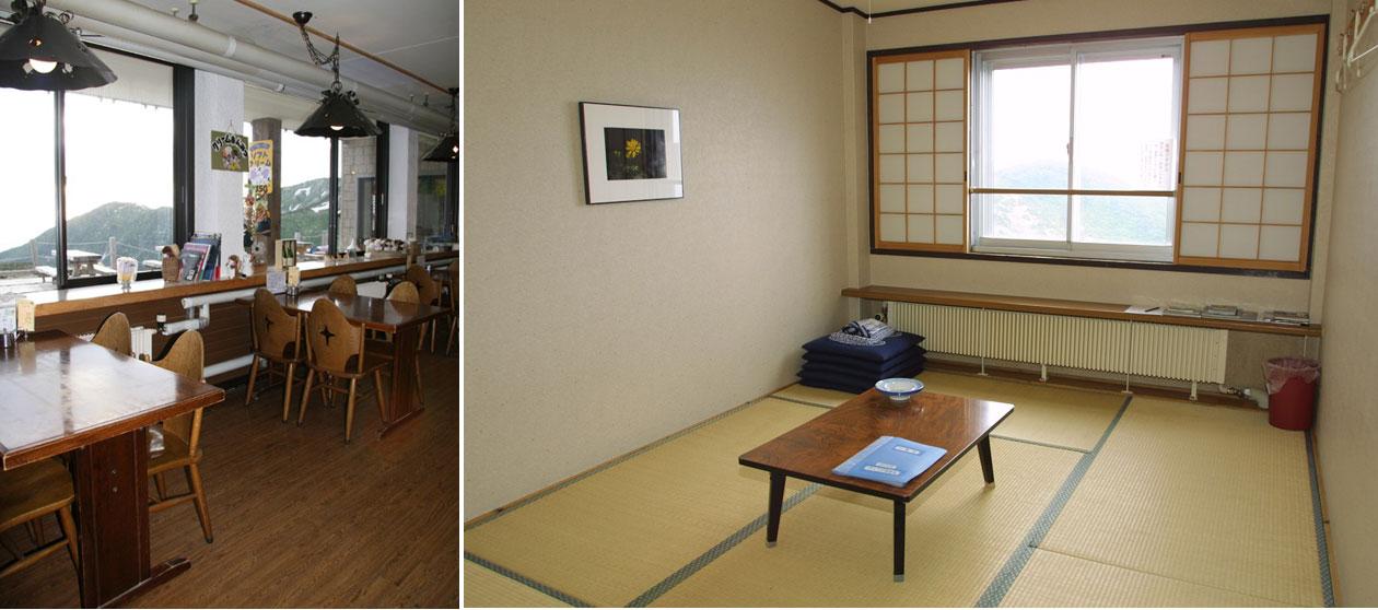 富山県立山町室堂 みくりが池温泉