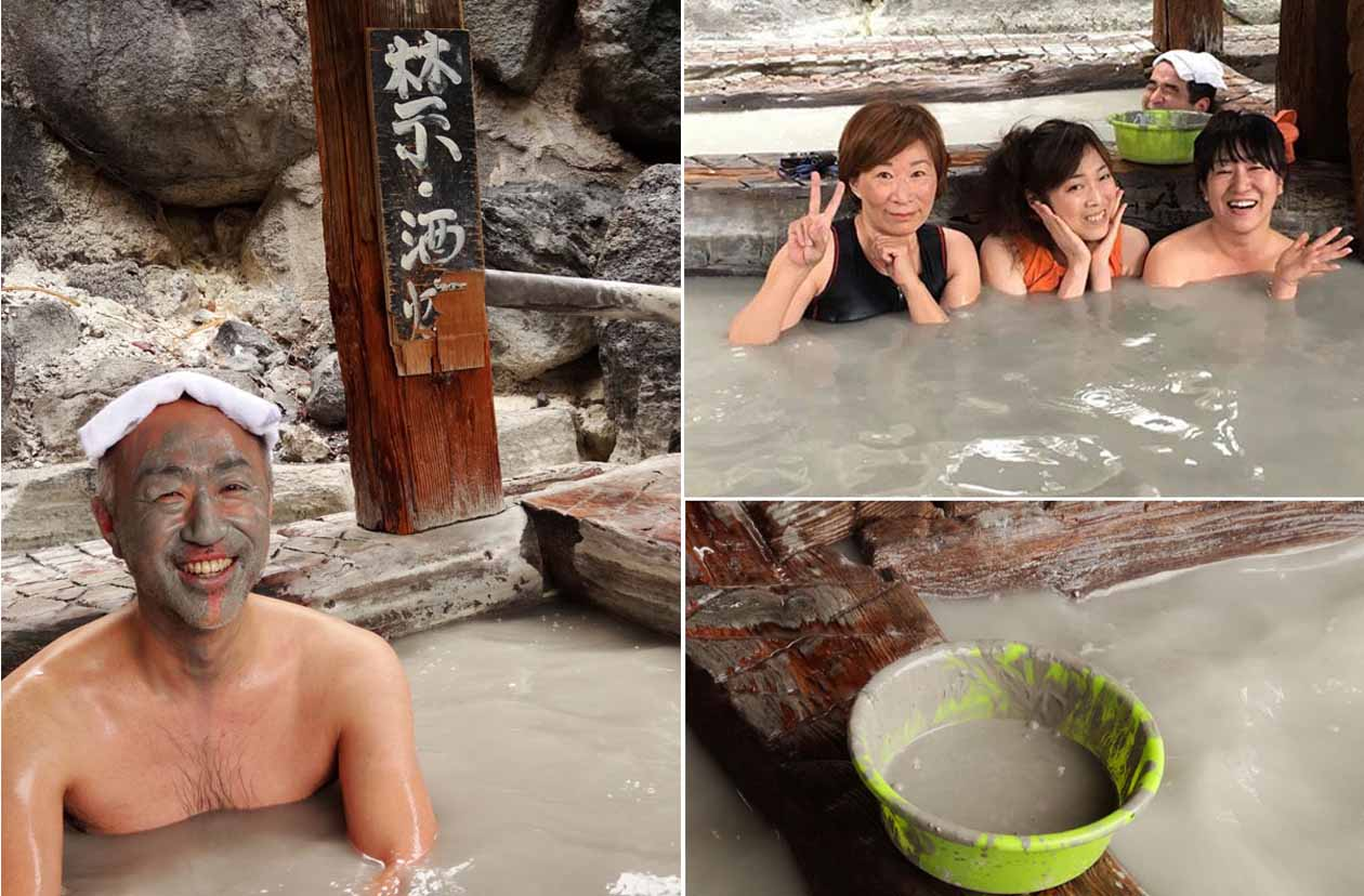 熊本県南阿蘇村 地獄温泉清風荘 すずめの湯