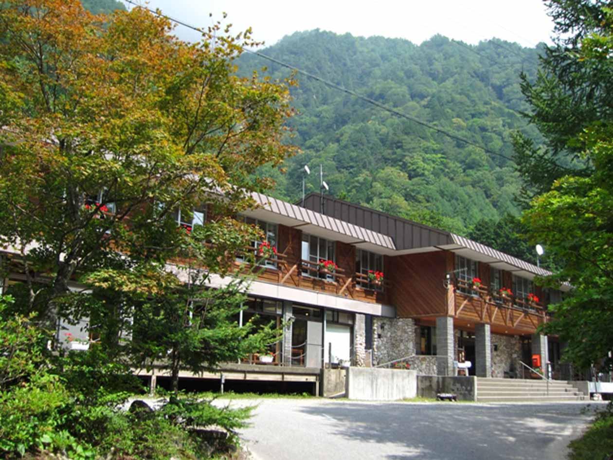 冬季休業の温泉OPEN 長野県安曇野市 北アルプス 有明荘
