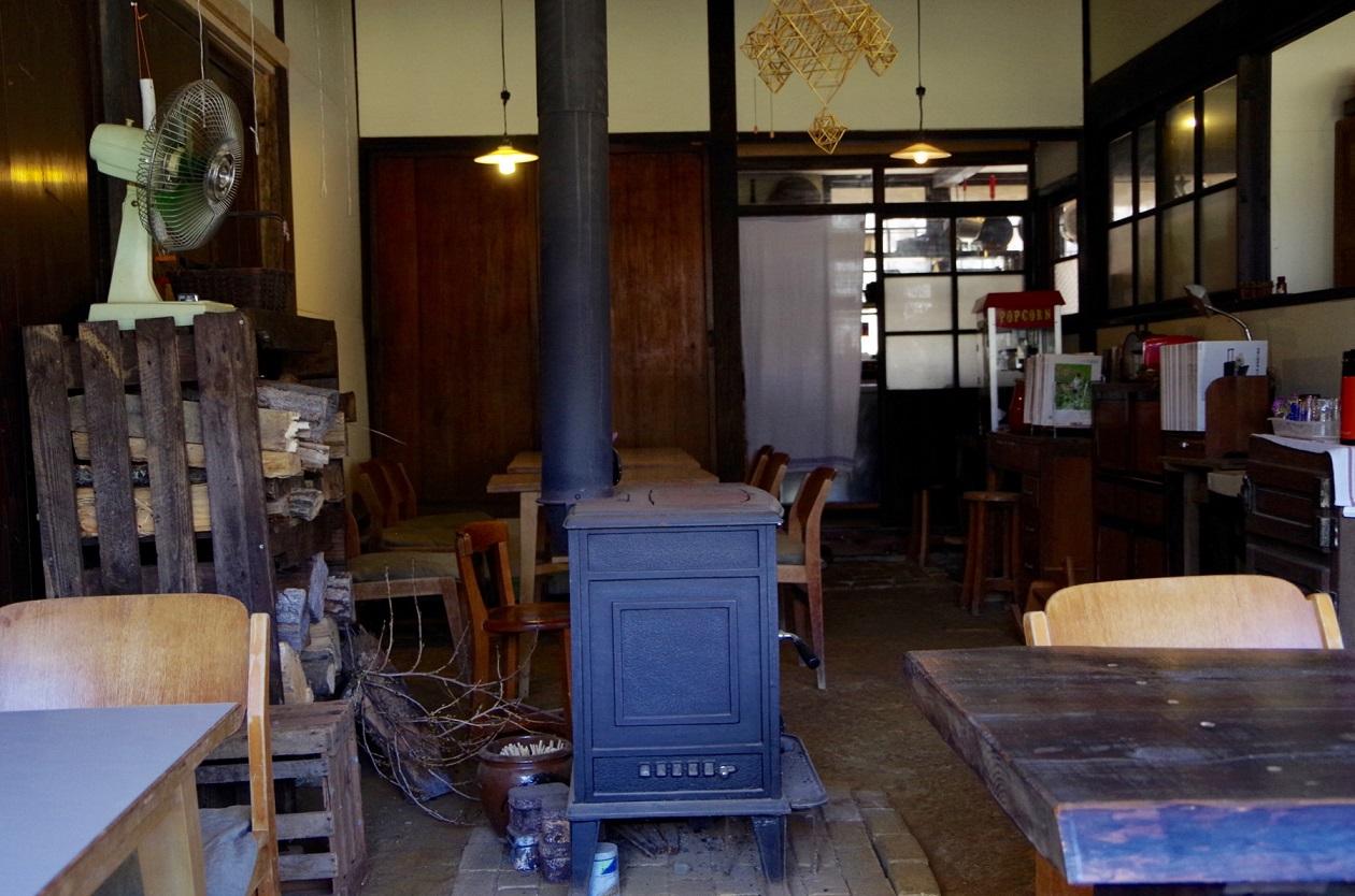 福島県 土湯温泉 空カフェ 空cafe