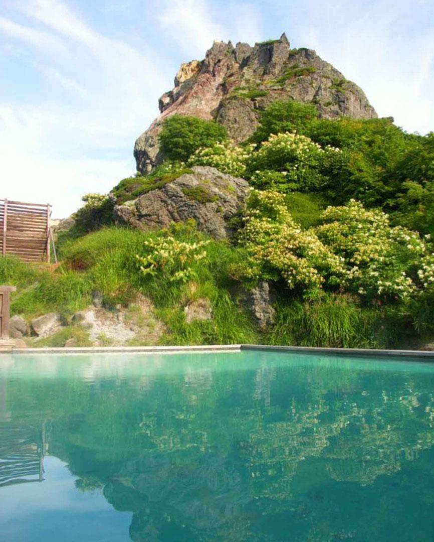 岩手県 須川高原温泉