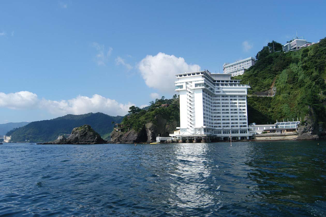 静岡県熱海温泉 ホテルニューアカオ