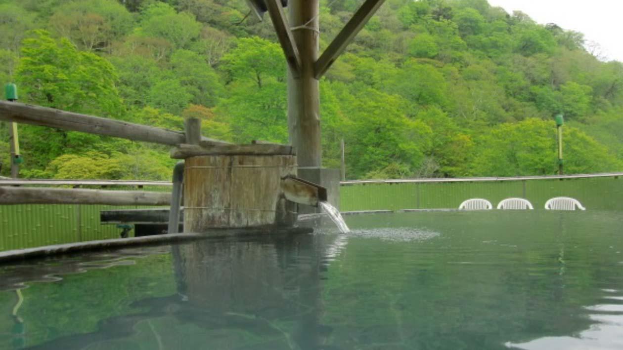 福島県 幕川温泉 水戸屋旅館
