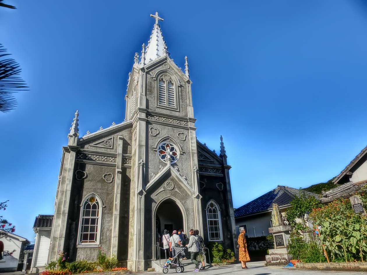 天草うまかもんの旅 モニタープラン 崎津教会