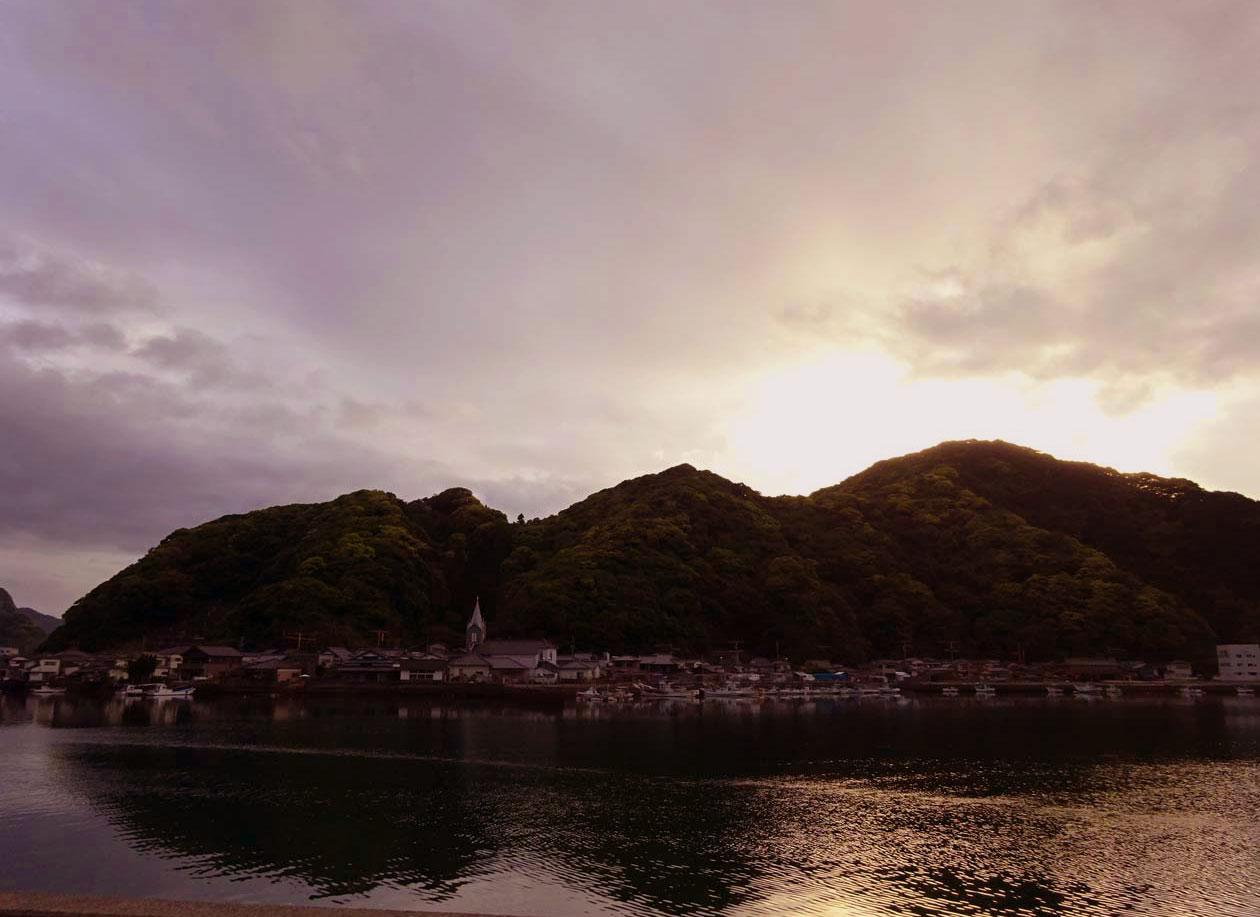 熊本県天草市 崎津教会