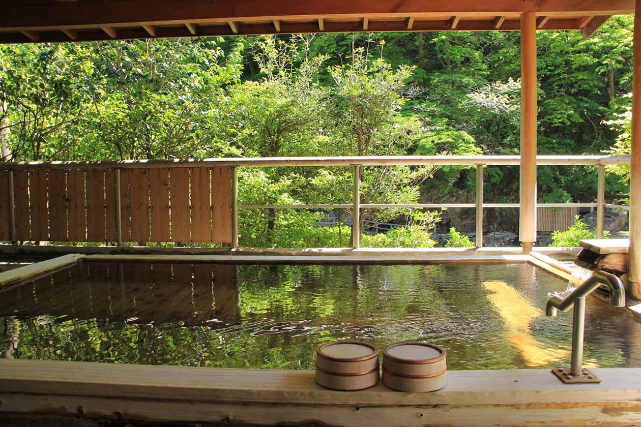 栃木県 塩原温泉