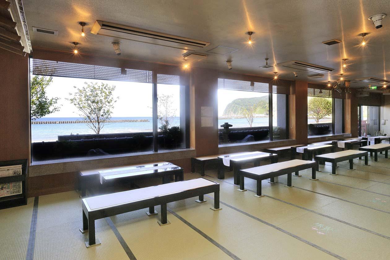 静岡県伊豆市土肥温泉 たたみの宿 湯の花亭