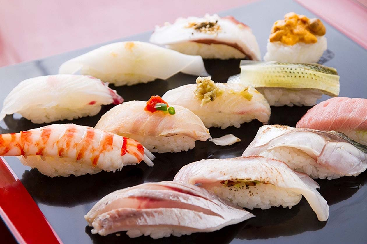 天草うまかもんの旅 モニタープラン 奴寿司