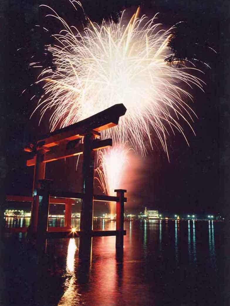 神奈川県 箱根温泉 1260芦ノ湖夏まつりウィーク