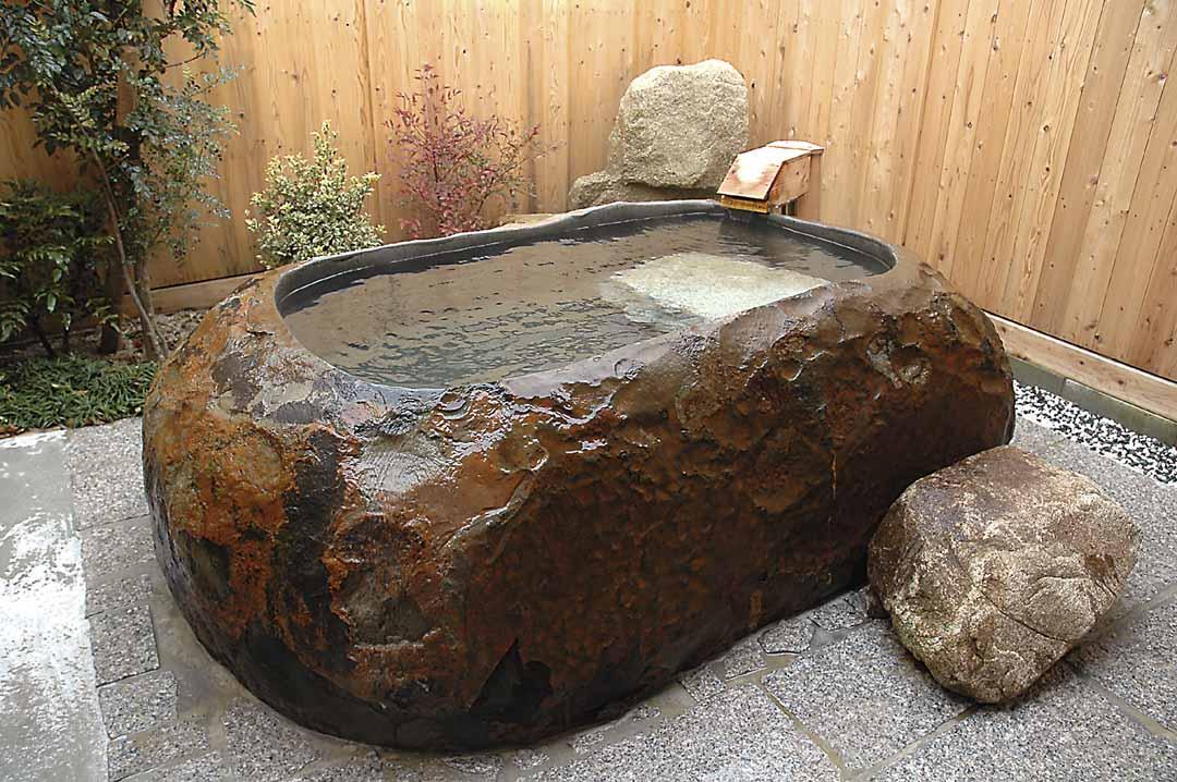 熊本県山鹿市平山温泉 家族温泉 湯の川