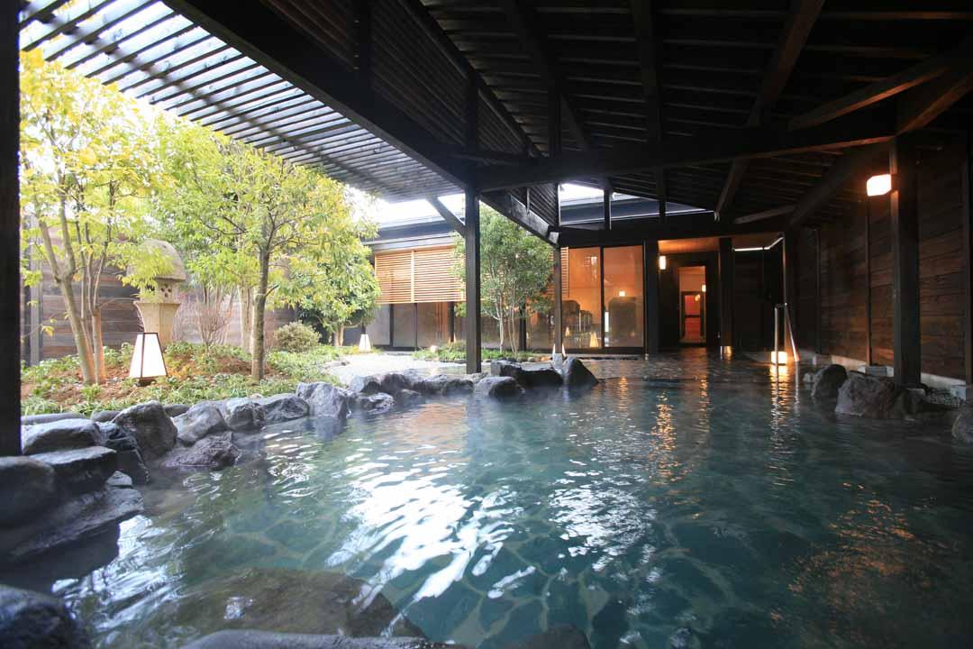 長野県 温泉旅館 清風園