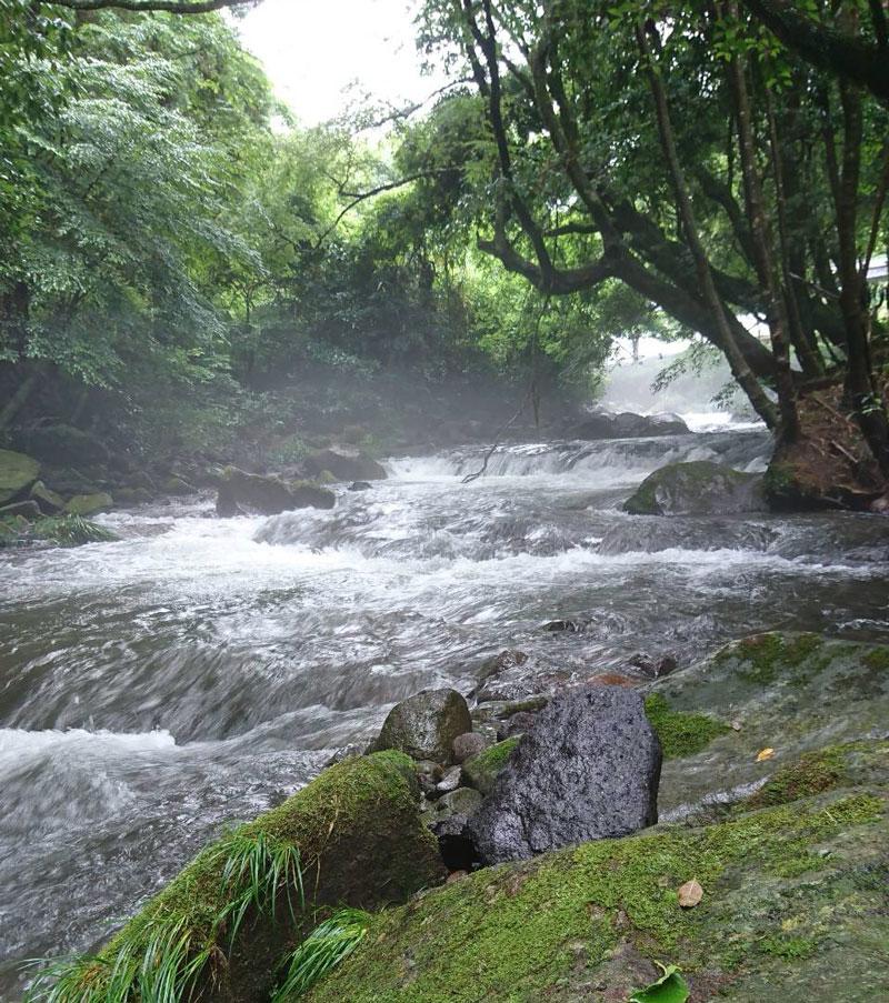 熊本県阿蘇郡南小国町 立岩水源公園