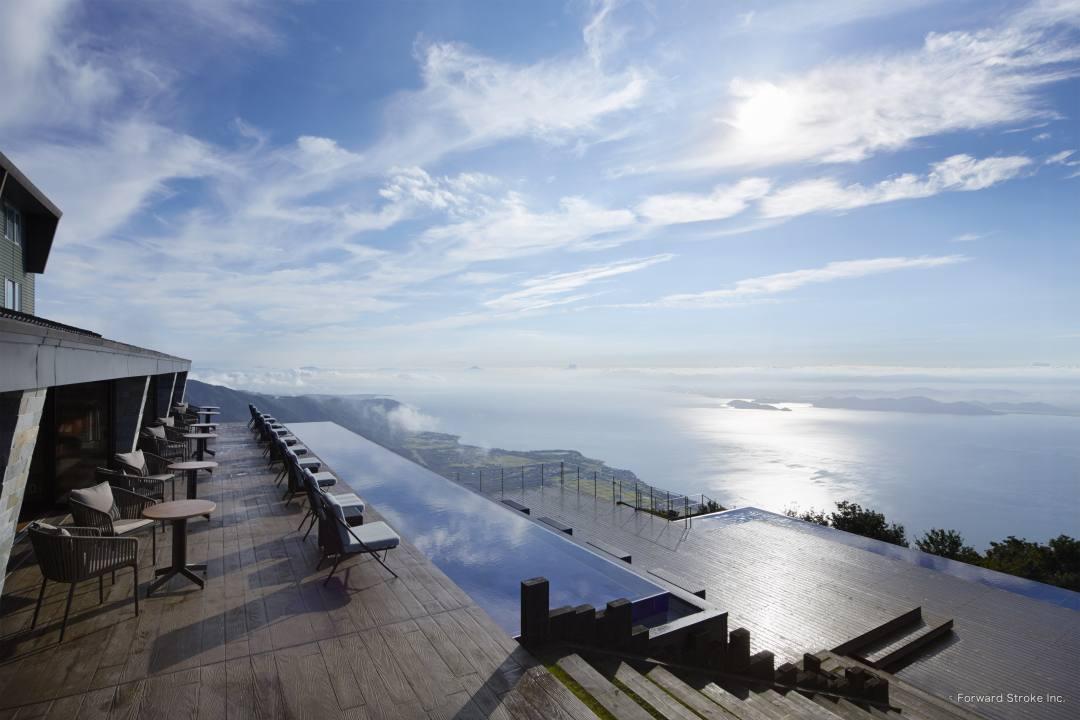 琵琶湖テラス インスタ映え