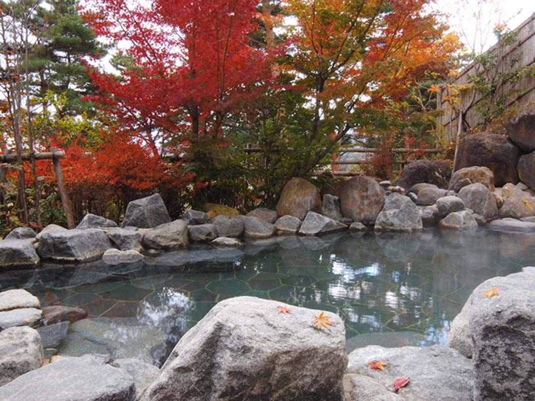 福島・郡山「のんびり温泉」
