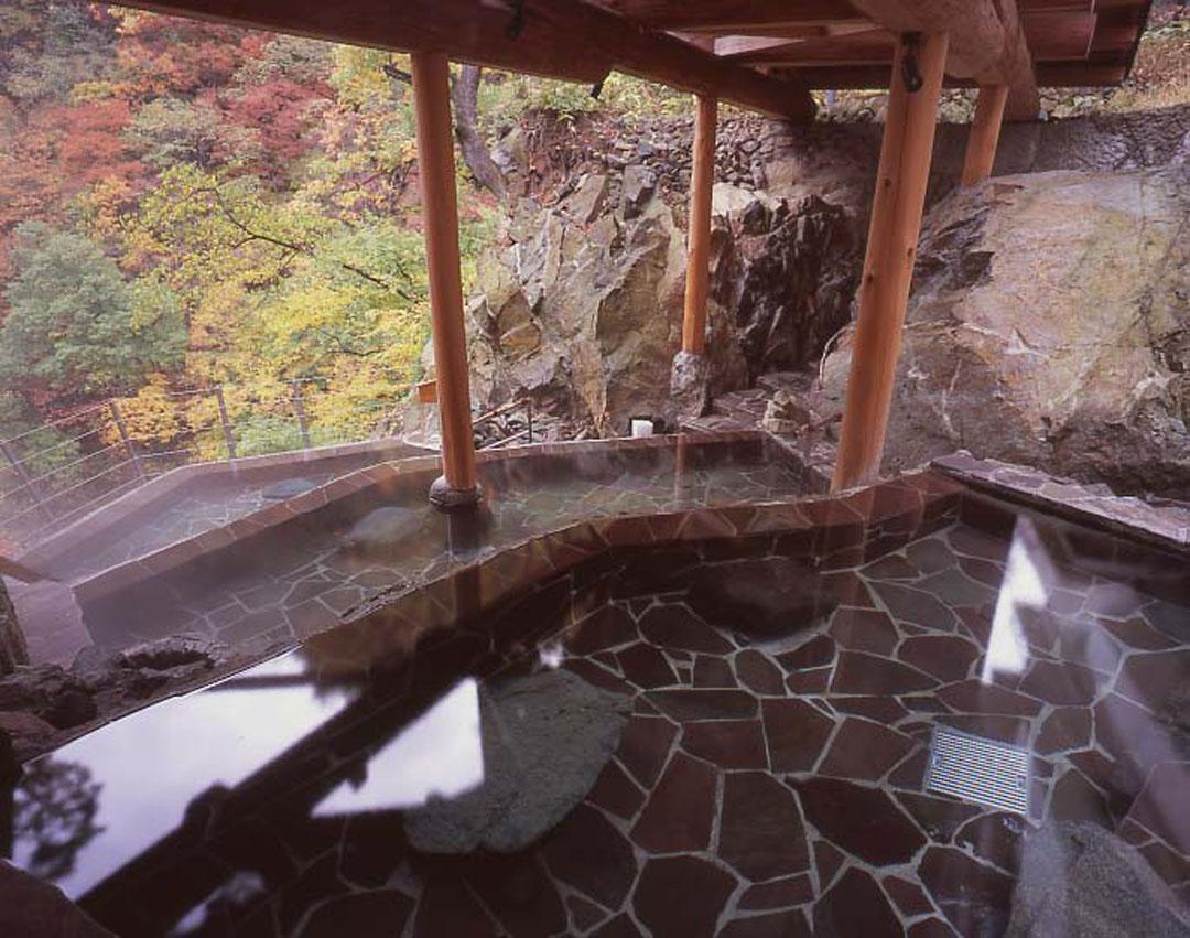芦ノ牧温泉「大川荘」
