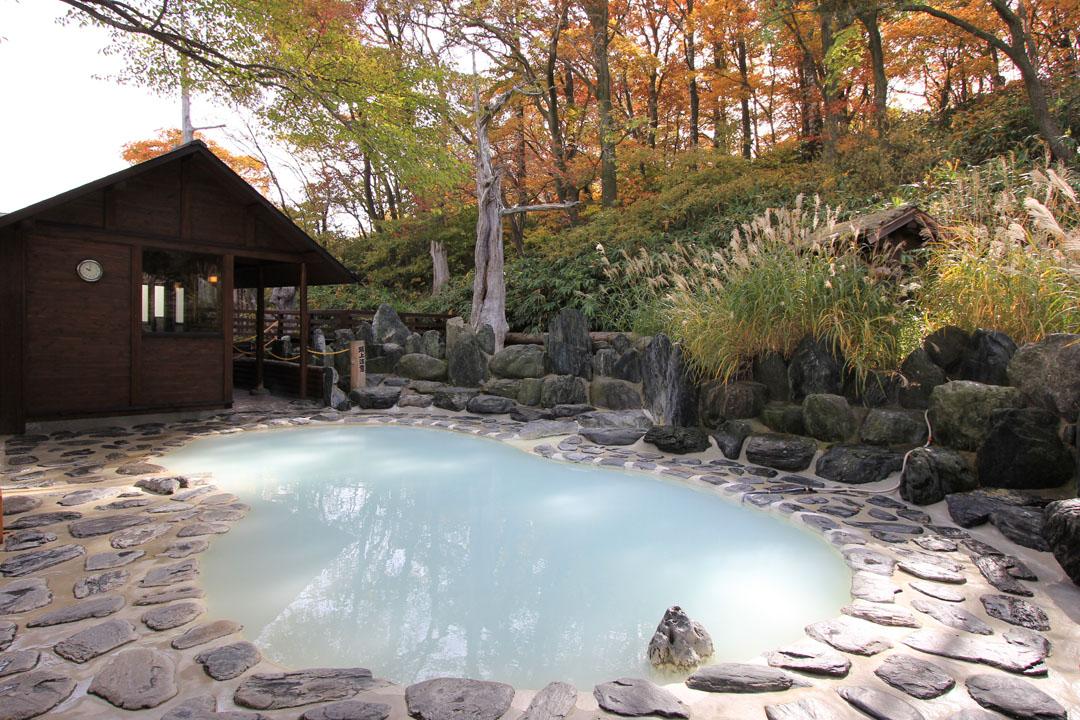 土湯温泉 野地温泉ホテル