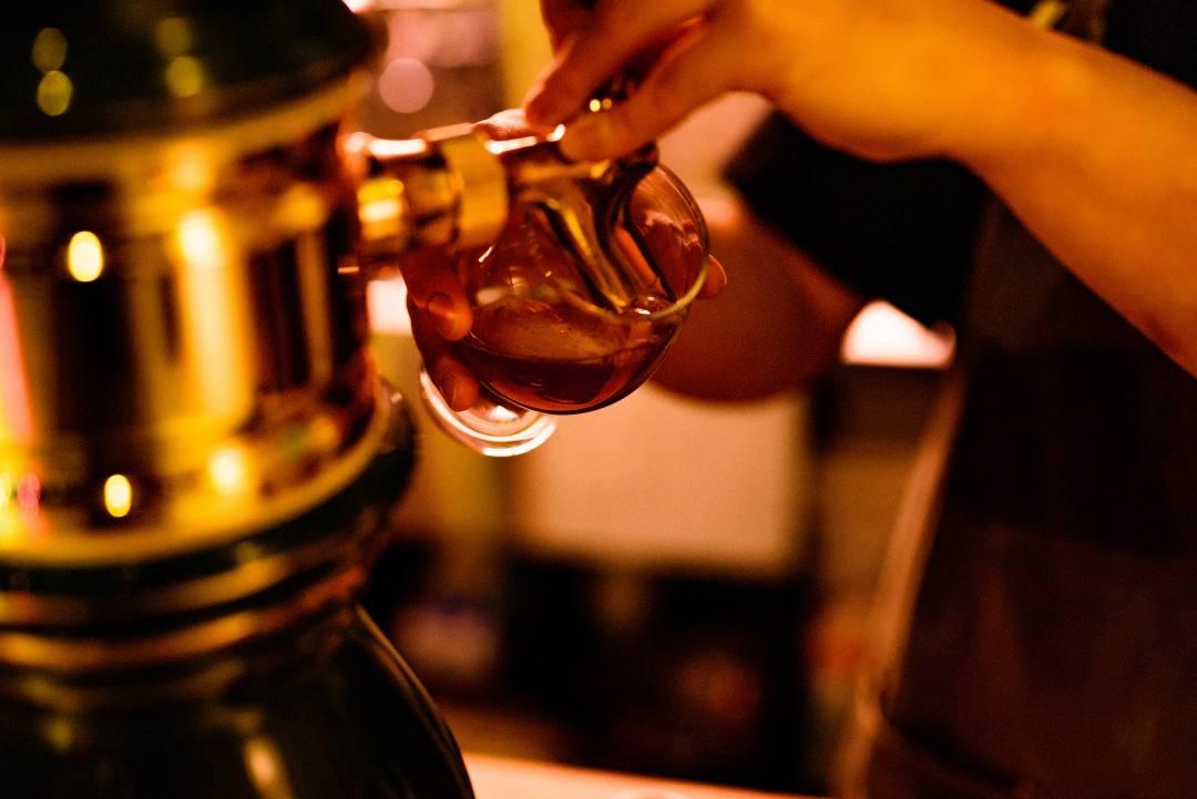湯田中温泉でクラフトビールが味わえるビアバーHAKKO BEER STAND